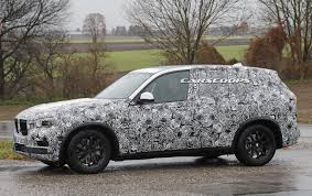 Bmw X5 Facelift - 2018 bmw x5 spotted wearing its final production body