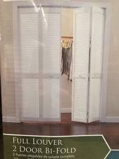 louvered doors ebay