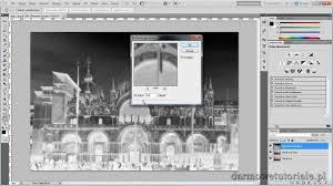 jak zrobić szkic ze zdjęcia w photoshop how to make a sketch