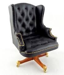 dolls house miniature study furniture president clinton oval