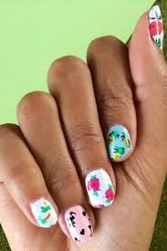 30 best mural nail art images on pinterest murals nails