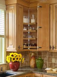 upper corner cabinet options upper corner kitchen cabinet organization ideas developerpanda