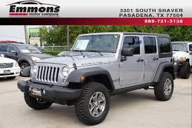 2015 jeep wrangler rubicon unlimited pasadena tx 2015 jeep wrangler unlimited unlimited rubicon used