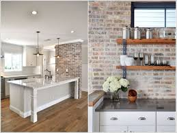 wall ideas for kitchen 10 cool kitchen accent wall ideas for your home