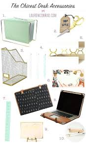 Girly Desk Accessories Girly Office Desk Accessories Pretty Decor Image Inside Awesome Uk