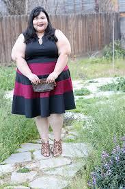 date night dress curvy fashion