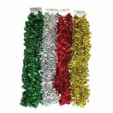 tinsel garland global sources