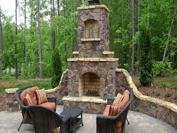 Fireplace Plans Outdoor Fireplace Designs The Big Outdoor Fireplace Ideas