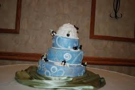 wedding cakes wi wedding cake penguins tamara s cakes oshkosh wisconsin