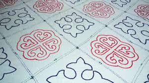 nakshi kantha bangladeshi nakshi kantha design 03