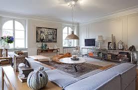 design apartment stockholm spacious with vintage accents interior design apartment in stockholm