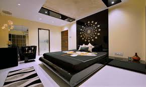 Creatively Designed Bedrooms In Detail Warm Modern Interior - Bedroom interior designers