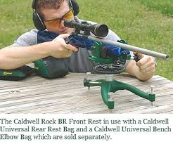 Bench Rest Shooting Rest Caldwell Rock Br Competition Front Shooting Rest