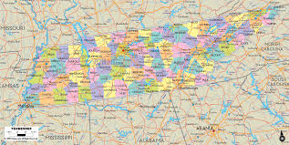 Atlanta Zip Code Map Map Of Tennessee Travelsfinders Com
