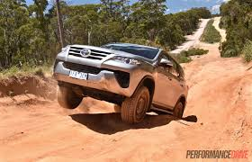 fortuner 2016 toyota fortuner gx review video performancedrive