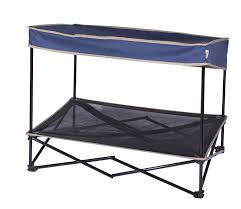 Pet Canopy Bed Quik Shade Outdoor Instant Pet Shade With Elevated