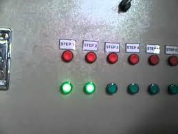 panel kapasitor bank 12 step youtube