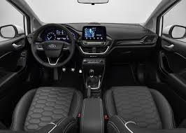 honda crossroad interior first pictures of all new ford fiesta revealed news driven