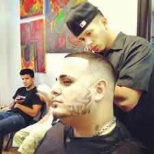 hairtattoo hairdesign barbershop freestyle haircut haircuts