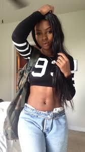 Light Skin Ebony Teen 87 Best Dark Skin Beauties Images On Pinterest Dark Skinned