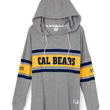 berkeley sweater of california berkeley varsity from vs pink