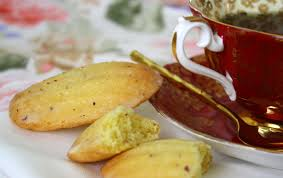 la cuisine de bernard madeleine s baking journal vanilla petal madeleines