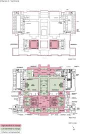 castle howard floor plan old parliament house and curtilage heritage management plan 2015