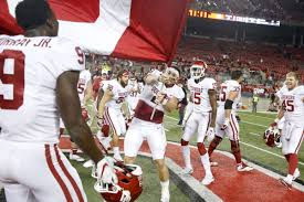 Ohios State Flag Photo Gallery Oklahoma Knocks Off Ohio State See All The Best