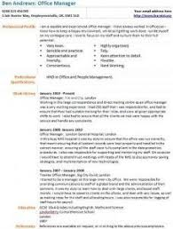cv for project manager sample 8 best cv images on pinterest creative executive resume and