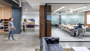 Open Floor Plan Office Space by Inside Uber U0027s New San Francisco Headquarters Office Designs