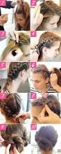 hairstyle tutorials for medium length hair 10 super easy updo hairstyles tutorials popular haircuts