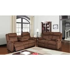 a w f u9303 chocolate sofa and or recliner u9303s s022