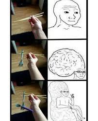 Genious Meme - how to eat like a genius meme xyz