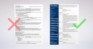 Example Of Security Guard Resume by Security Guard Resume Sample U0026 Complete Guide 20 Examples