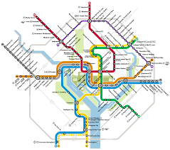 Washington Dc On A Map by How Should The Purple Line Appear On The Transit Maps