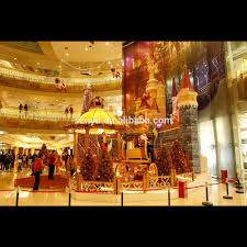sale 2015 unique designed shopping mall lighted indoor