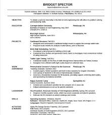 Civil Engineer Sample Resume by Download Environmental Test Engineer Sample Resume