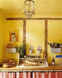 peinture cuisine jaune la cuisine jaune tendance et dynamisante côté maison