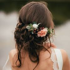 flower hair are you interested in our bridal flower hair comb with our