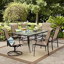 Patio Furniture Dining Set Outdoor Patio Furniture Sears
