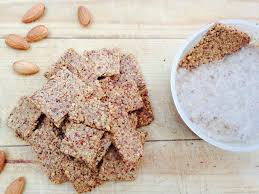 What Do You Eat Cottage Cheese With by Clean Almond Crackers Hedi Hearts Clean Eating Recipes