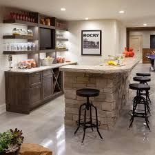basement kitchens ideas basement kitchen ideas beauteous decor d metal bar stools metal