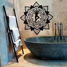 Wall Decals Mandala Ornament Indian by Online Get Cheap Mandala Toilet Aliexpress Com Alibaba Group