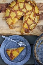 pineapple coconut upside down cake dirty gourmet