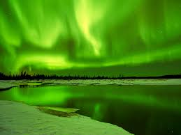 what creates the northern lights where to see the northern lights condé nast traveler