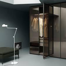 armadio con ante in vetro armadio moderno in vetro con ante battenti frame profile