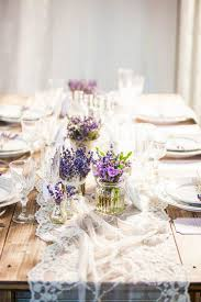 wedding table decoration lavender wedding table decorations 5305