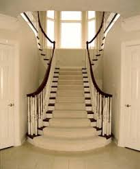 Banister On Stairs Stair Railing Atlanta Buckhead Sandy Springs Alpharetta