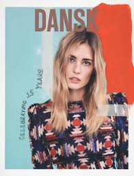 buy dansk magazine subscription fashion mag magaziecafestore com