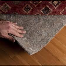 Rug Pad For Laminate Floor Non Slip Rug Pads For Laminate Floors Flooring Home Decorating